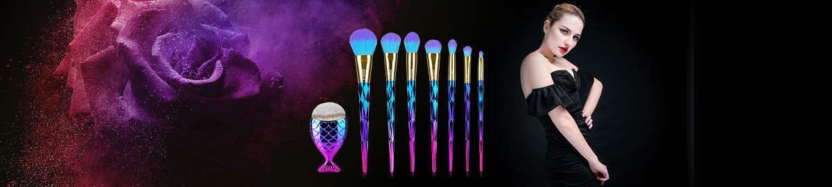 MSQ-Makeup Brushes&Cosmetics