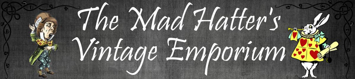 The Mad Hatter's Vintage Emporium
