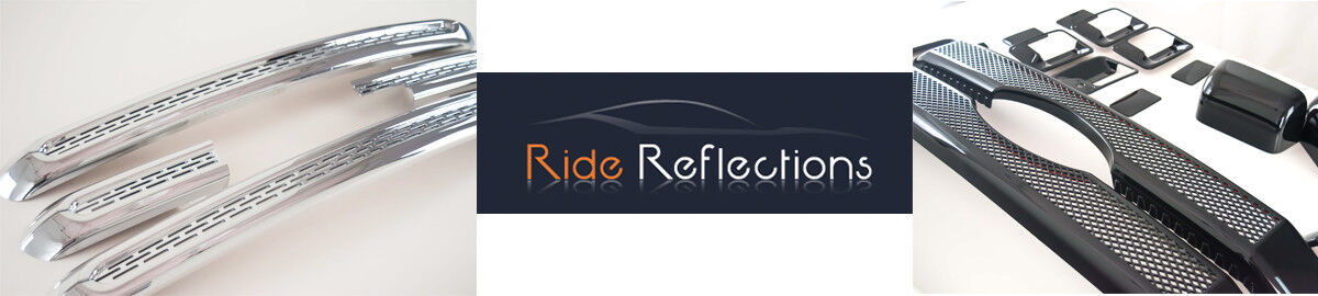 Ride Reflections