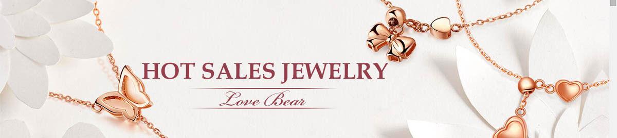 LOVE BEAR JEWELRY