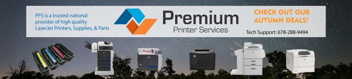 Premium Printer Services