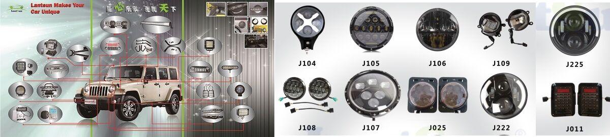 9-13810 Lantsun Jeep parts