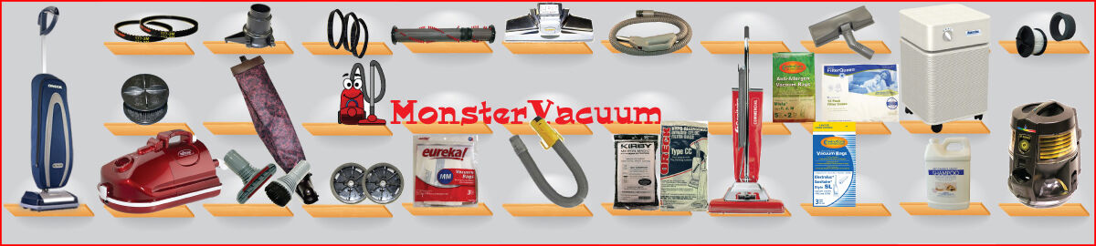 MonsterVacuum Vacuum Cleaner Parts