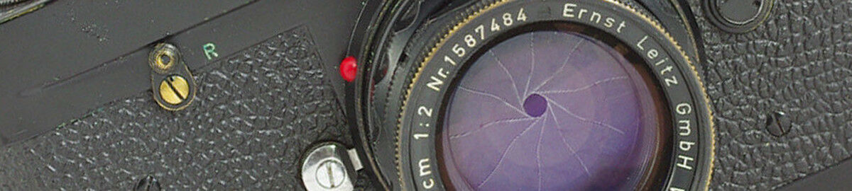 Leica post
