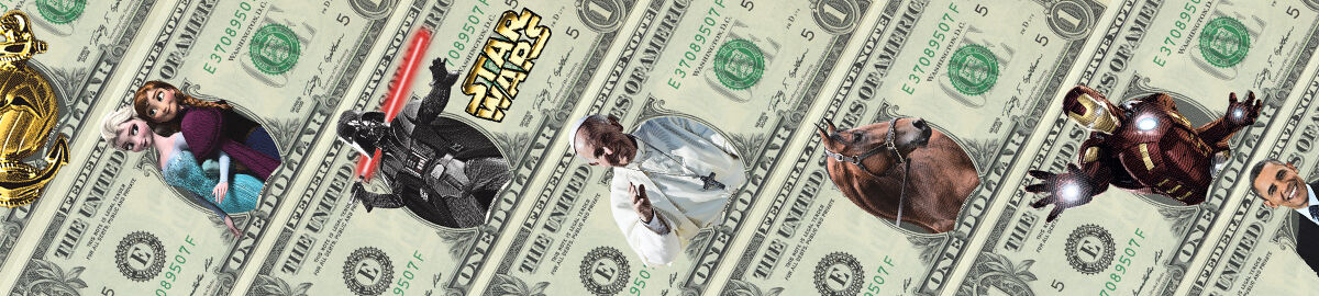Dollars with Personality