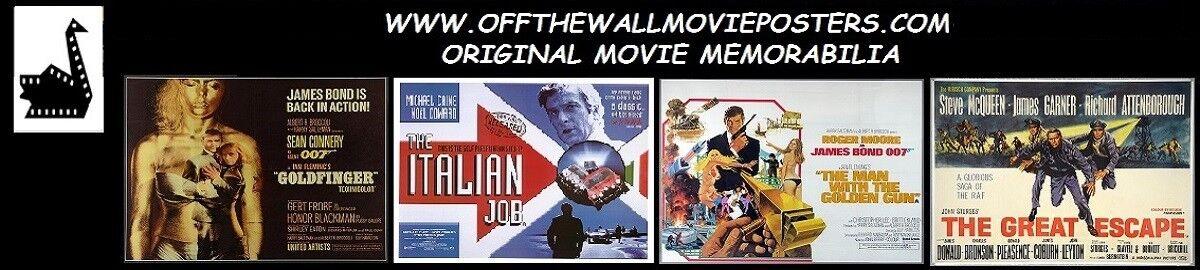 Off the Wall Movie Posters Ltd