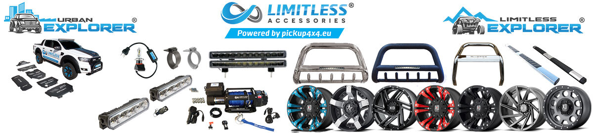 PICKUP4X4 - Limitless Accessories®