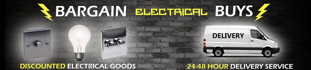 Bargain Electrical Buys