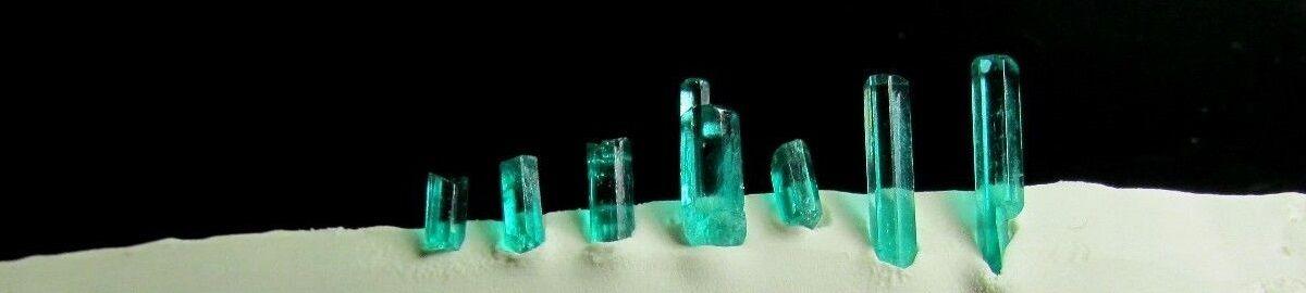 Jewels Rough Gems