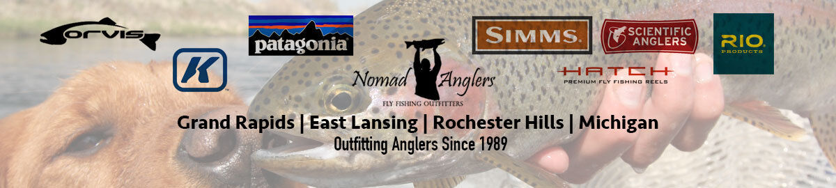Nomad Anglers Fly Fishing Shop