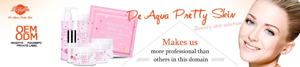 De Aqua Pretty Skin