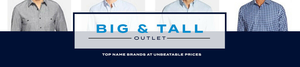 Big & Tall Outlet
