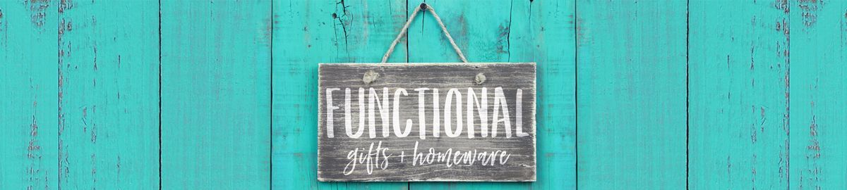 Functional Gifts & Homeware