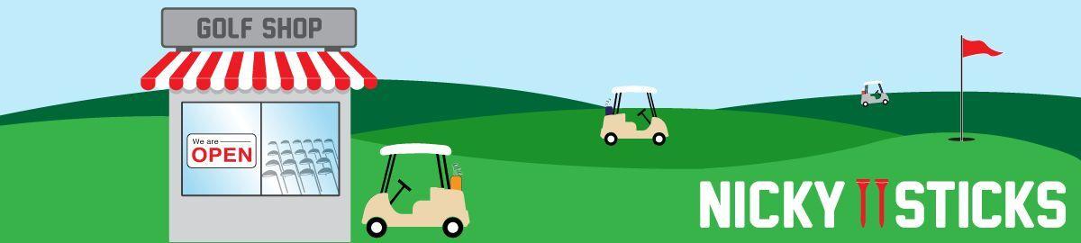 Nicky2Stick's Golf Shop
