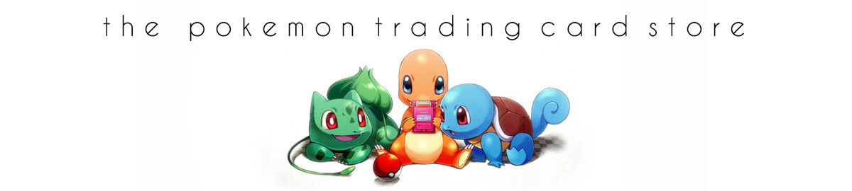 the pokemon trading card store