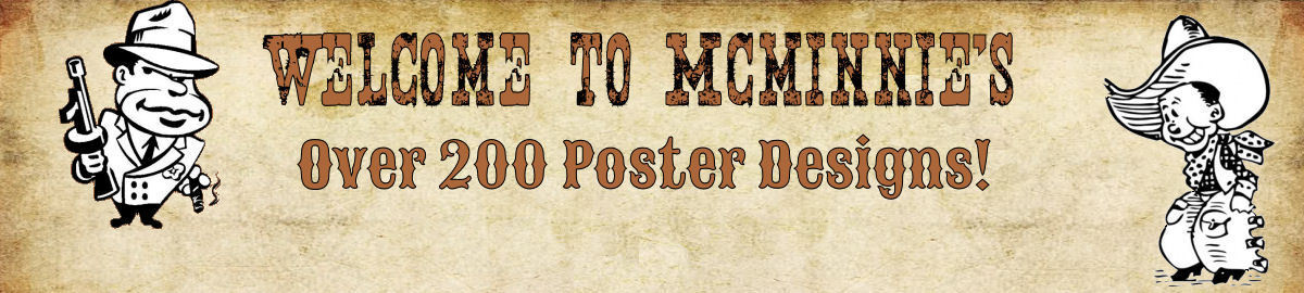 McMinnie's Posters!