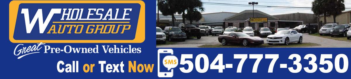 Wholesale Auto Group Inc