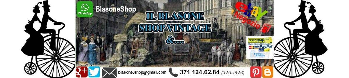 BLASONE SHOP VINTAGE & LUXURY