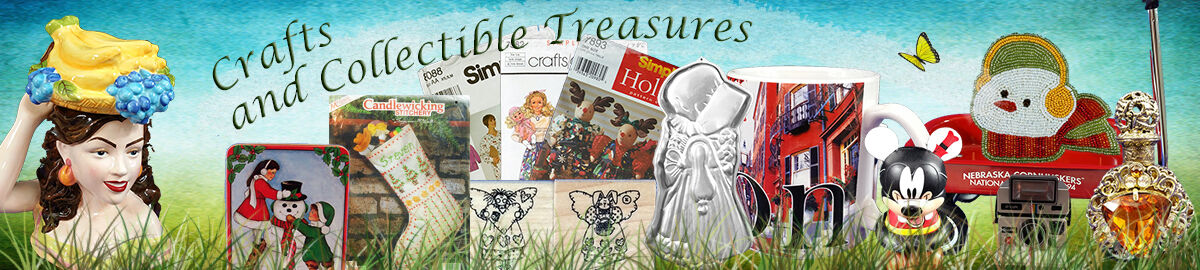Crafts and Collectible Treasures