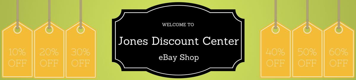 Jones Discount Center