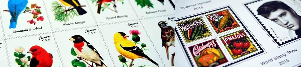STAMPEXTRAS_printed stamp albums