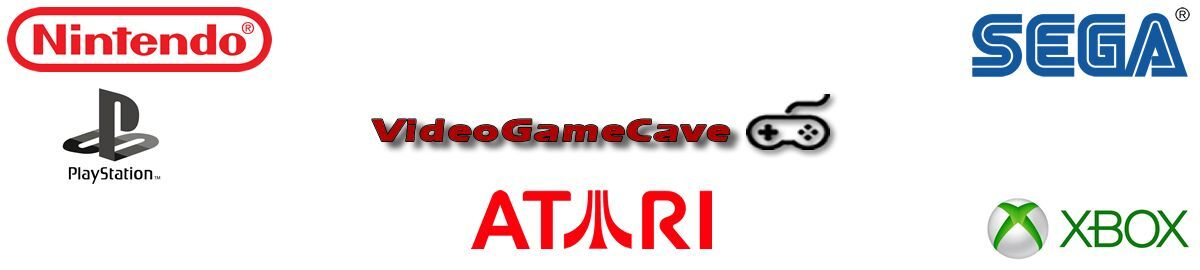 Video Game Cave