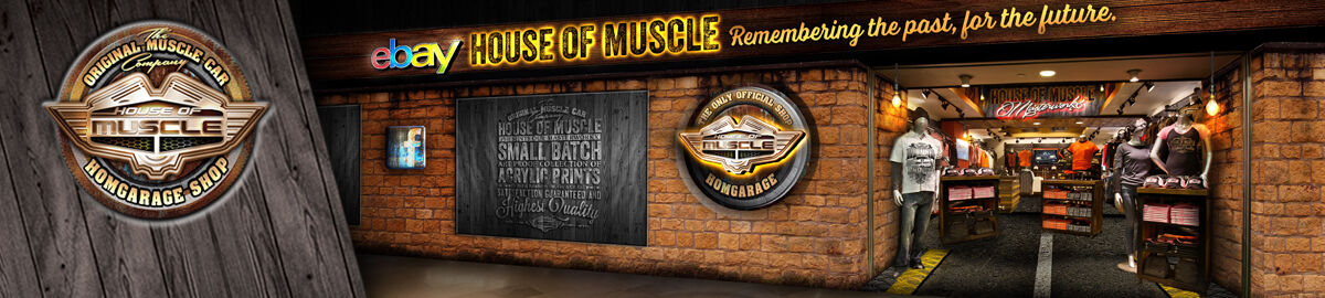 HOUSE OF MUSCLE AUTHORISED SHOP