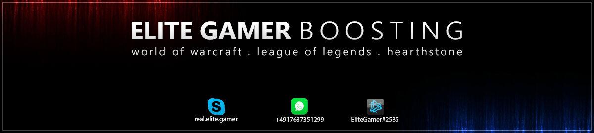 Elite Gamer Boosting