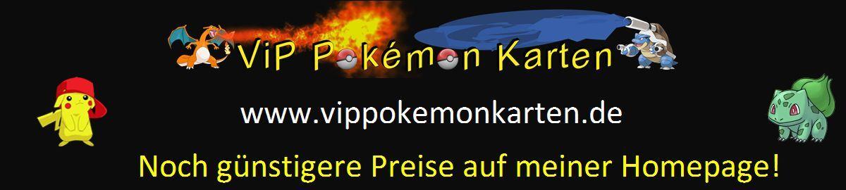 ViP Pokemon Karten