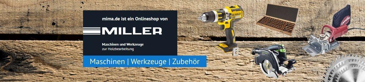 MILLER GmbH & Co. KG | mima.de