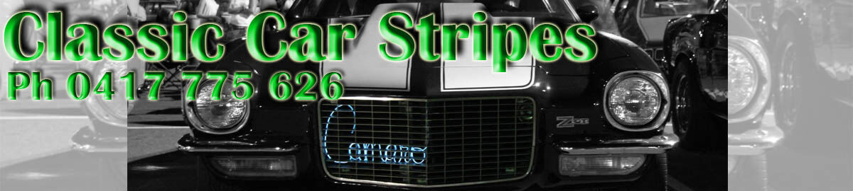 Classic Car Stripes