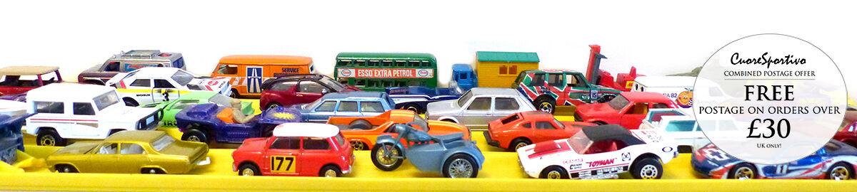 Cuore Sportivo: Vintage Toys & more