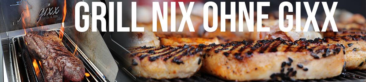 gixx Grills & BBQ