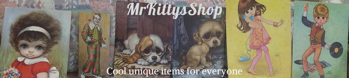 Mr Kittys Shop