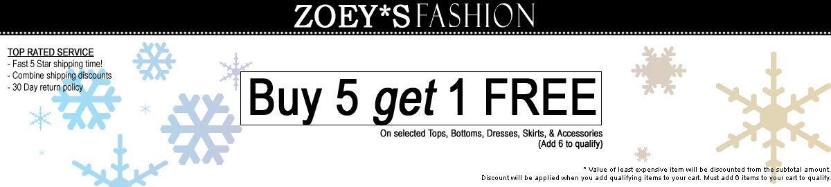 Zoeys Fashion