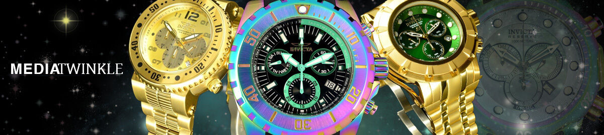 Media Twinkle Watches