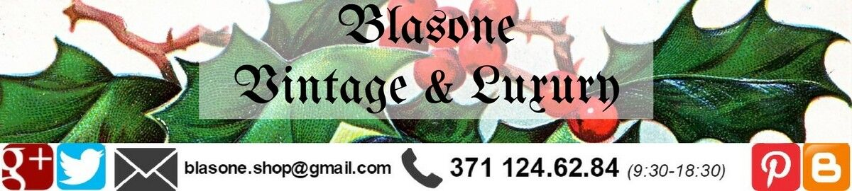 BLASONE SHOP VINTAGE & LUXURY