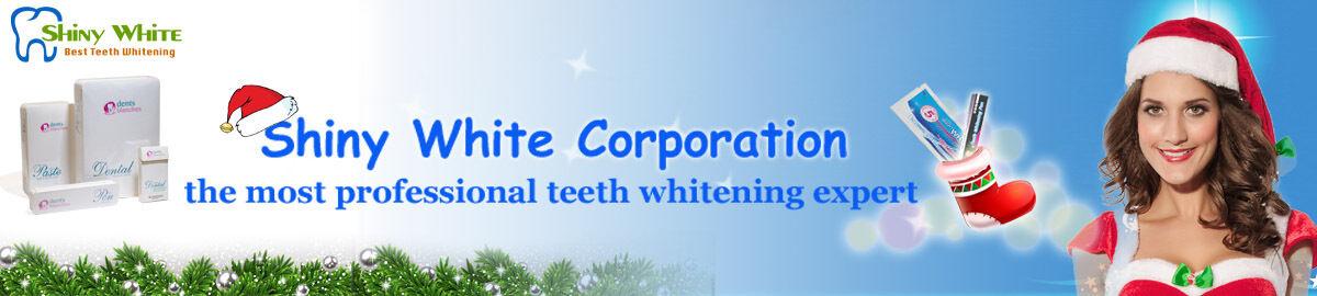 Shiny White Online Store