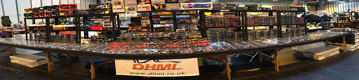 DHMI Motorsport Models and Images