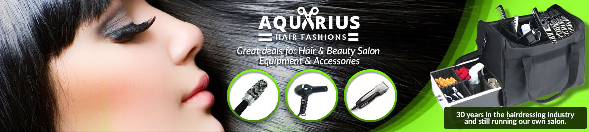 Aquarius Hair Fashions