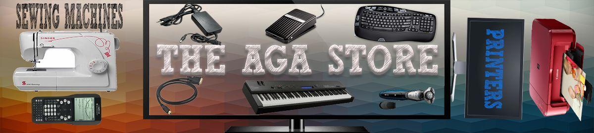 The Aga Store!