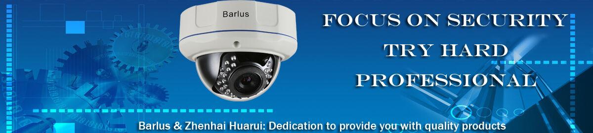 Barlus camera