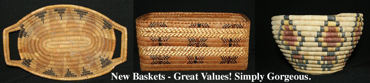 Gorgeous Basket-Finds Plus!