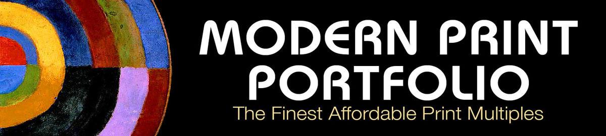 Modern Print Portfolio