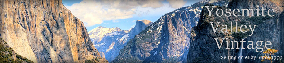 Yosemite Valley Vintage