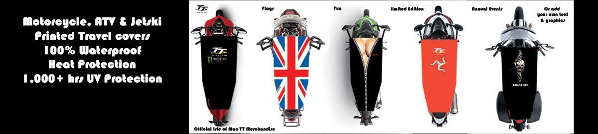 BIKEKINI™ motorcycle covers