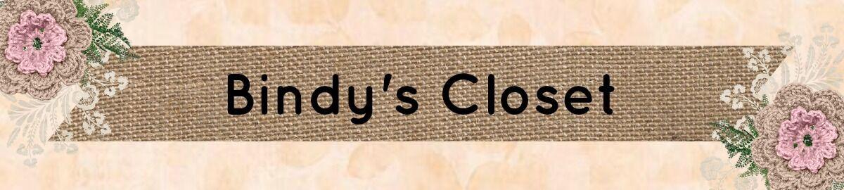 Bindy's Closet
