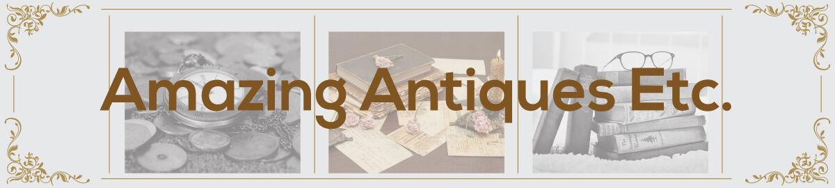 Amazing Antiques Etc