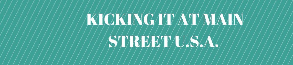 Kicking It at Main Street U.S.A