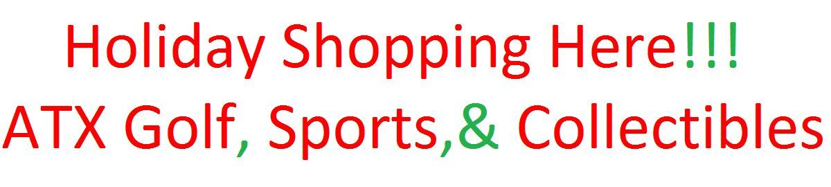 ATX Golf, Sports & Collectibles